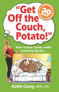 Couch Potato Book Front Cover